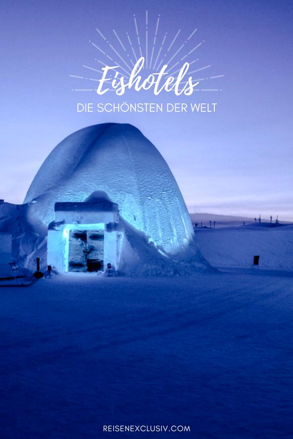 Schlafen Wie Ein Eskimo Reisen Exclusiv Hoteltipps Eishotel