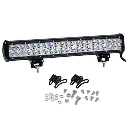 Nilight 20 126w Led Flood Spot Combo Driving Fog Light L Http Www Amazon Com Dp B00we47fvm Ref Cm Sw R Pi Dp T1bm Led Light Bars Led Flood Led Fog Lights