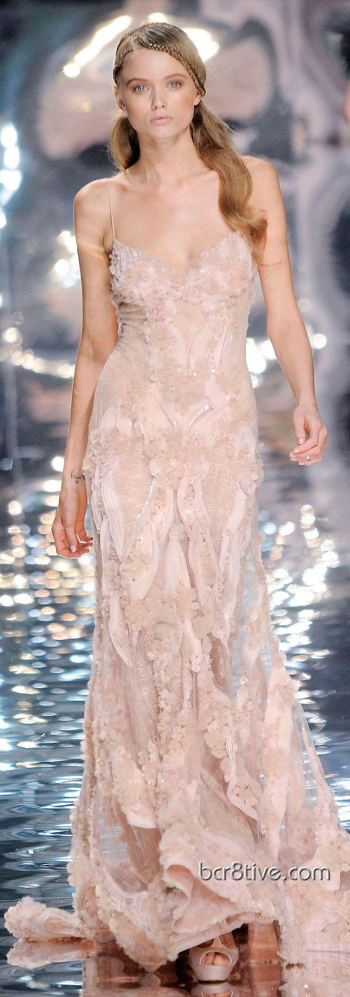 Elie Saab Spring Summer 2010 Haute Couture | Vestidos de fiesta ...