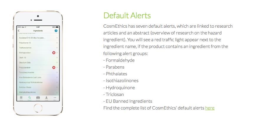 <p>Vihdoinkin kosmetiikkaostoilla saa selvää tuoteselosteesta!</p>