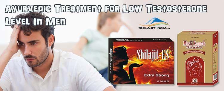 ayurvedic medicine for low testosterone
