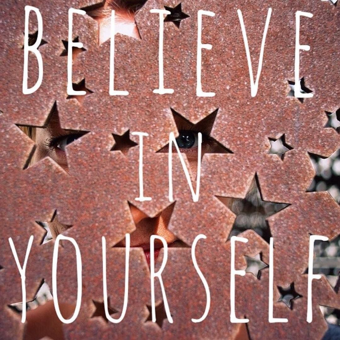 You're a star believe in yourself!  #Happy #Saturday!  by get_fit4life
