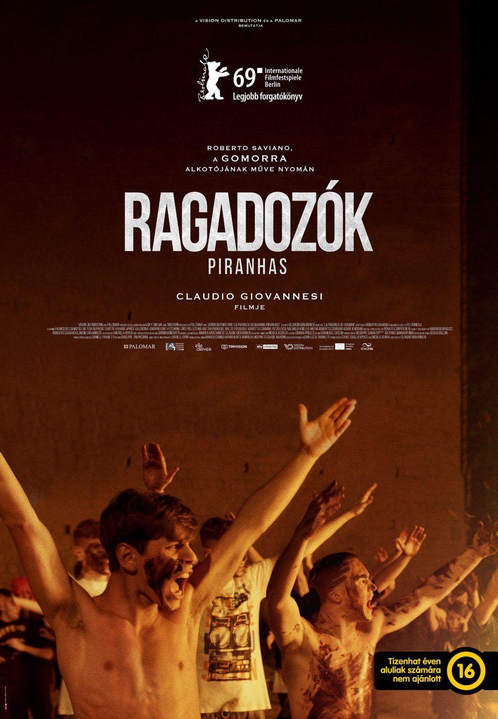 Ragadozok Piranhas La Paranza Dei Bambini 2019 Film Films Complets Film Streaming Vf