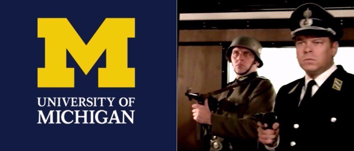 University Of Michigan Gives Social Justice Warriors Free