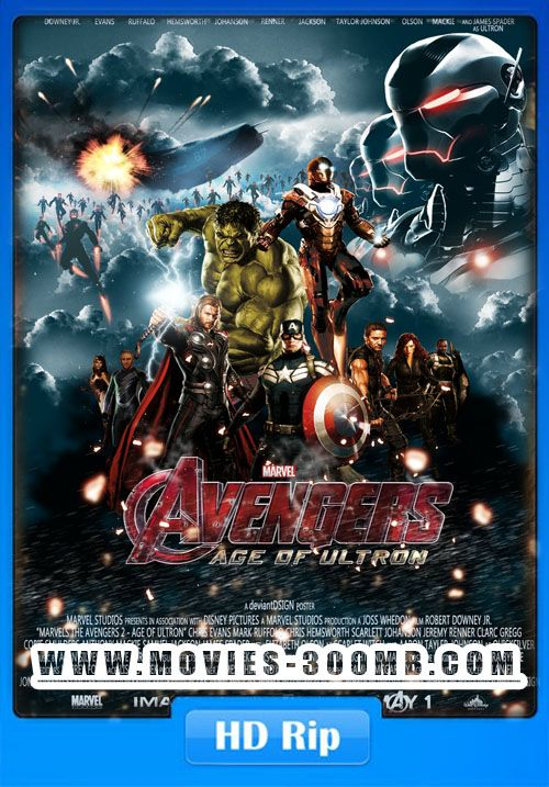 Avengers: Age Of Ultron hindi movie 720p free download