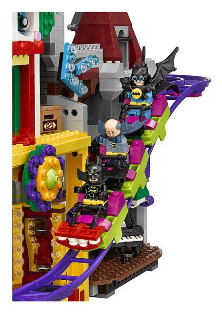 70922 The Joker Manor From The Lego Batman Movie Officially Revealed