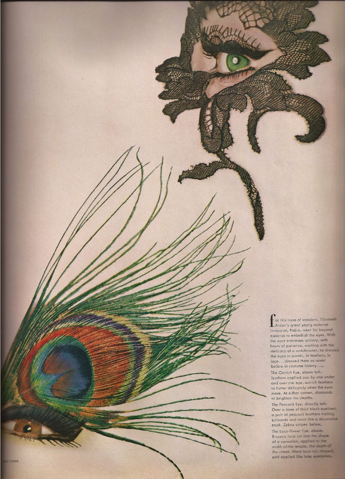 Vogue December 1964 Vogue, Henry miller, May flowers