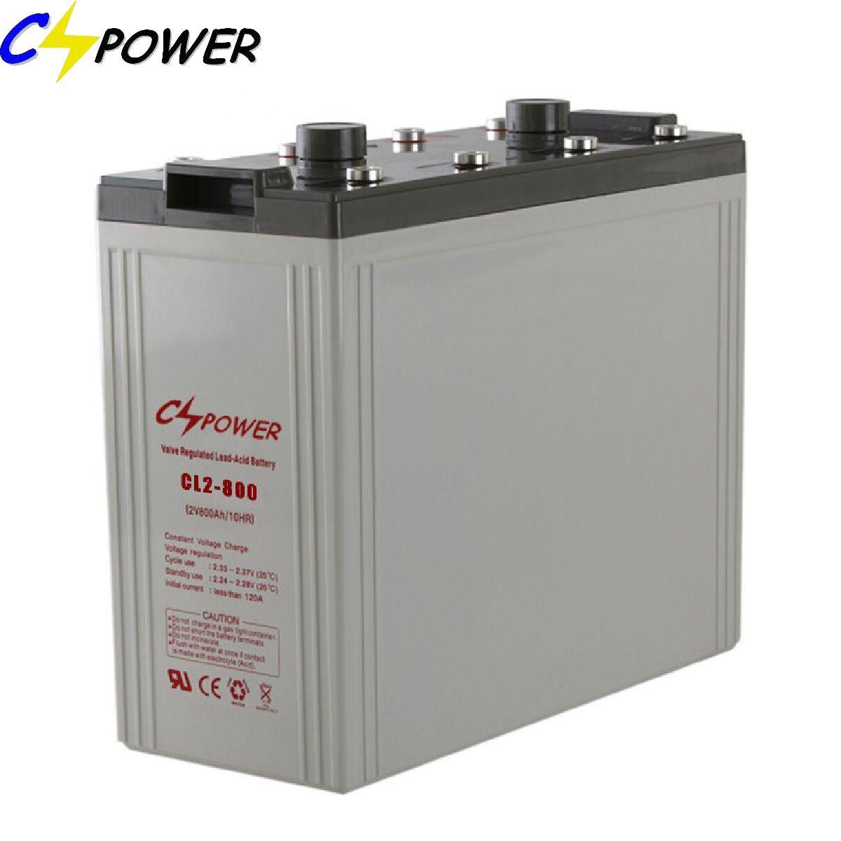 2v 600ah Vrla Agm Battery Off Grid System Battery Solar Battery