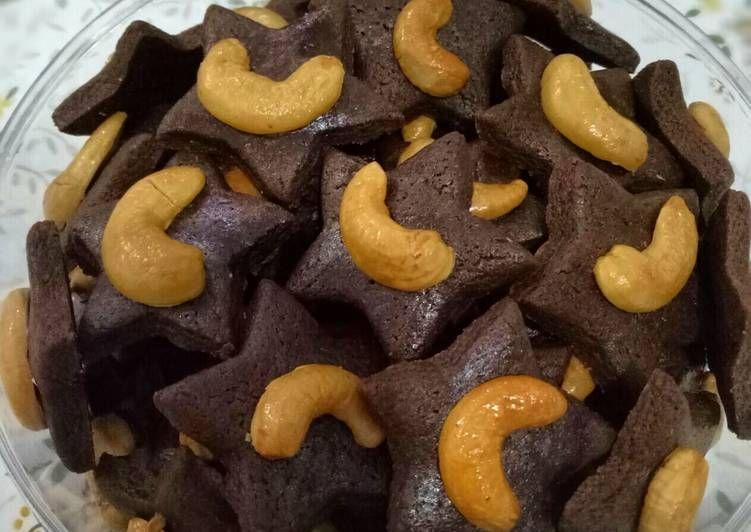 Resep Kue Kering Cokelat Mede Oleh Suyanti Lie Resep Kue Kering Resep Kue Resep Biskuit