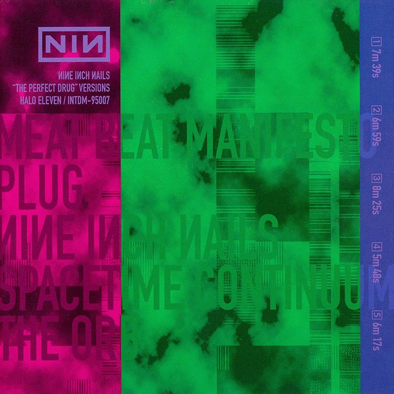 halo 11 The Perfect Drug by Nine Inch Nails | Album Covers | Pinterest