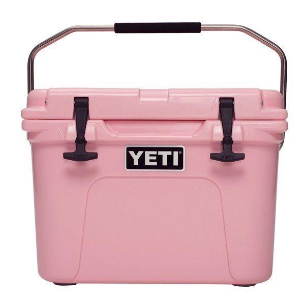 Pink Yeti Cooler Roadie 20 Yeti Pink Yeti Cooler Pink Yeti Pink Cooler