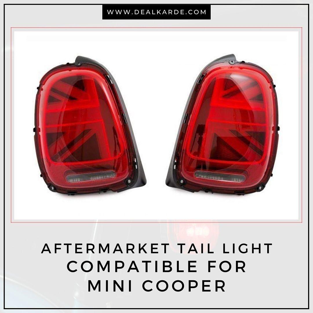 Mini Cooper Led Tail Light 2016 2018 In 2020 Tail Light Cooper Car Led Tail Lights