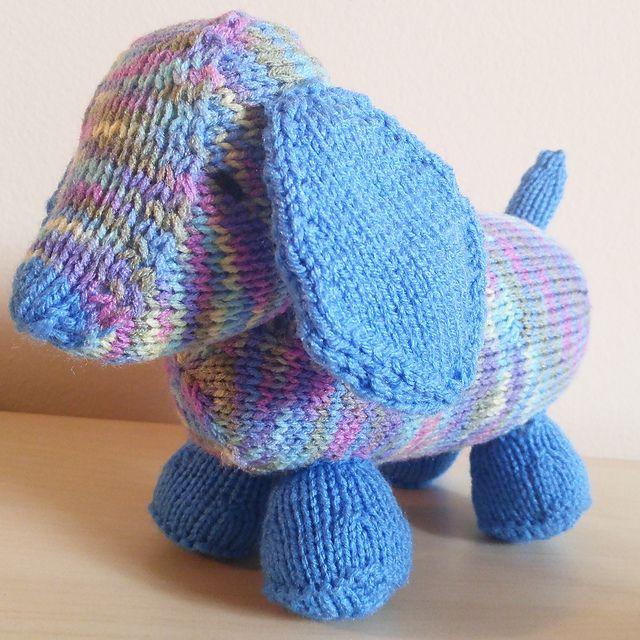 20 Free Toy Dog Knitting Patterns To Download Now Knitting