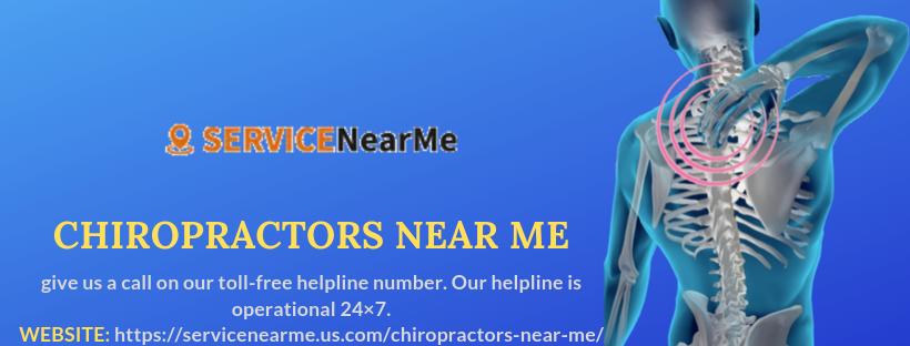 Find Chiropractors Near Me Walk in Nearby Best