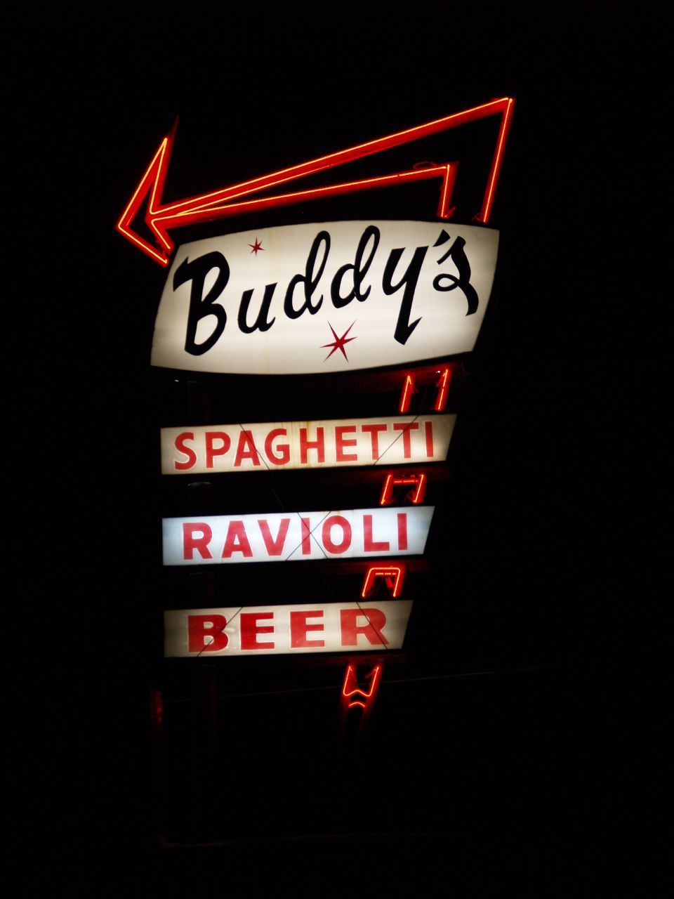 Whatever Happened To Really Cool Neon Signs Love That Retro Feel Side Note I Would Totally Eat At Buddys