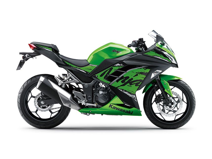 300 Cc 500 Cc Motorcycles In India Kawasaki Ninja 300