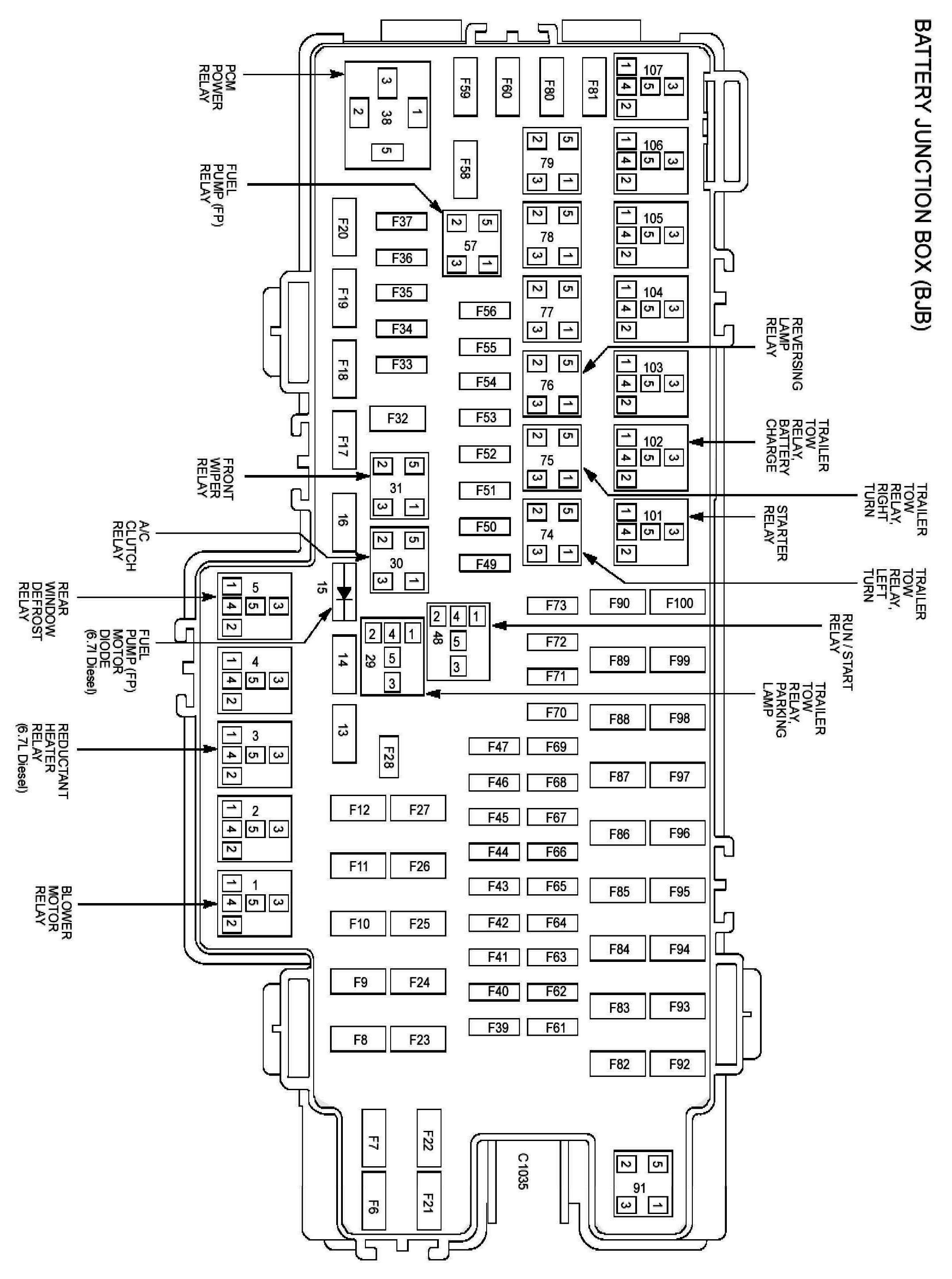 New Chrysler Electric Fan Wiring Diagram Fuse Box Diagram F150