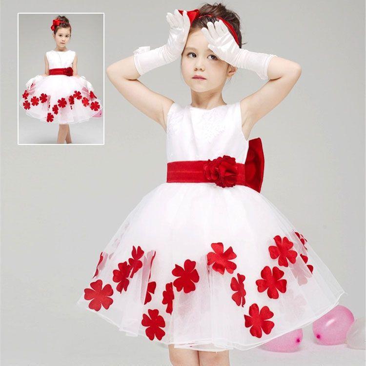 New girl, Flower ball and Dress sandals on Pinterest