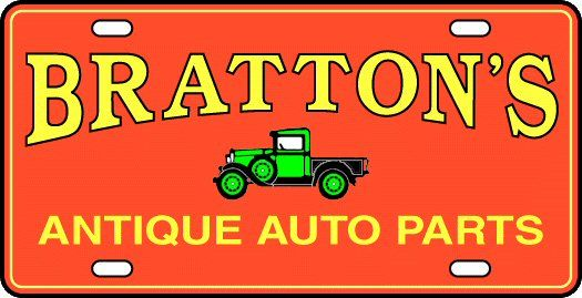 Brattons Antique Auto Parts - Model A Ford Parts  | Model A Parts