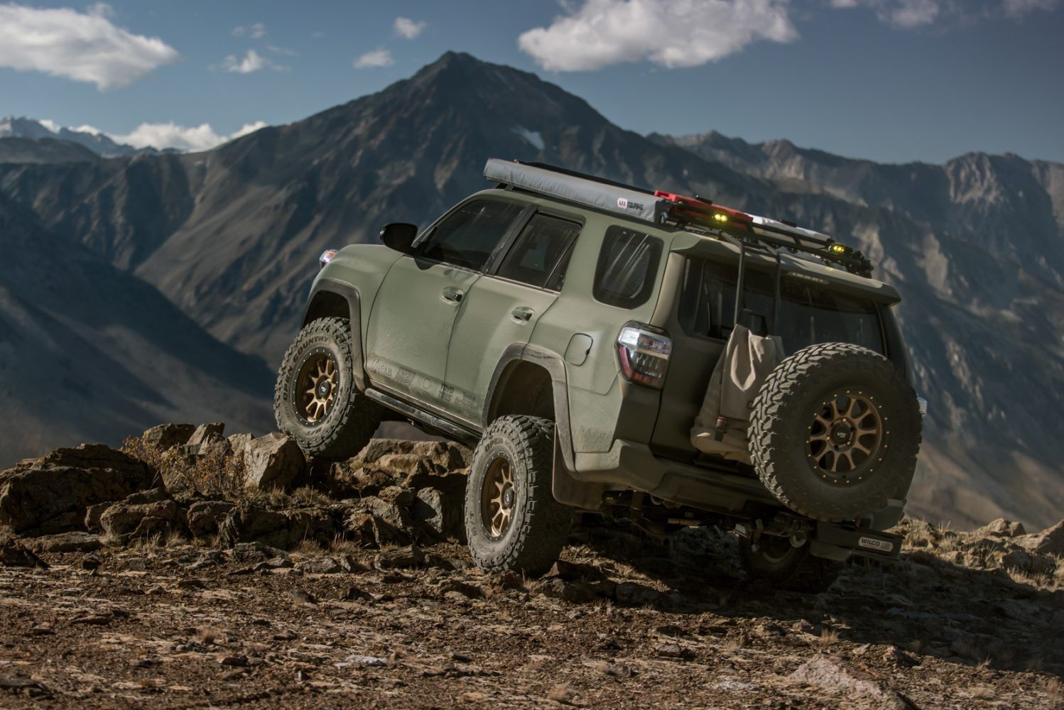 Matte Green 4runner >> Great Looking Toyota 4runner With A Great Explanation Of The Reasons