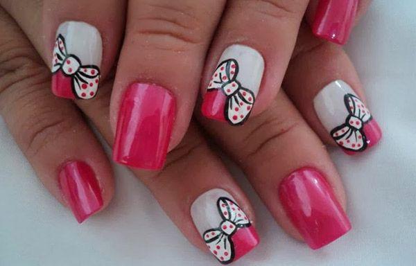 Uñas Decoradas Figuras 2a Nails Pinterest Nails Nail Art Y