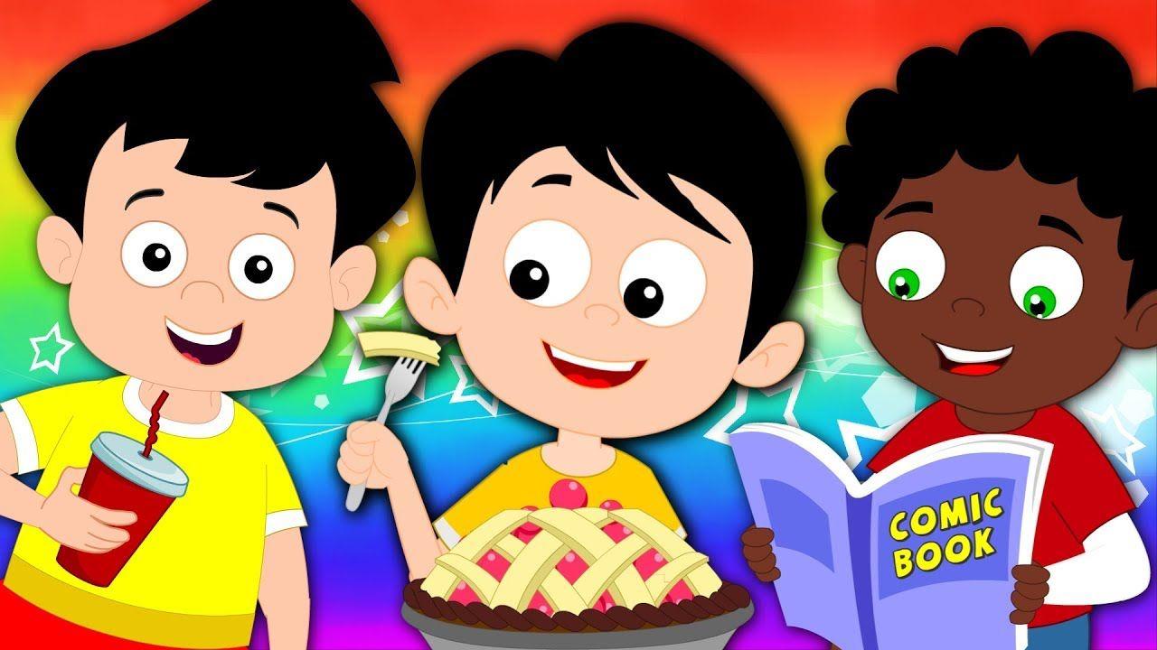 Little Jack Horner Kindergarten Nursery Rhymes Animated Videos For Toddlers By Kids Tv Kids Tv Nursery Rhymes Kindergarten