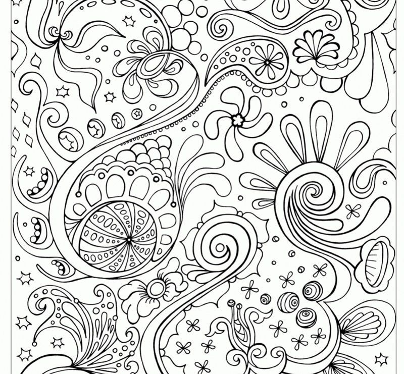 Abstract Art Coloring Pages For Adults Abstract Coloring Pages Detailed Coloring Pages Free Coloring Pages