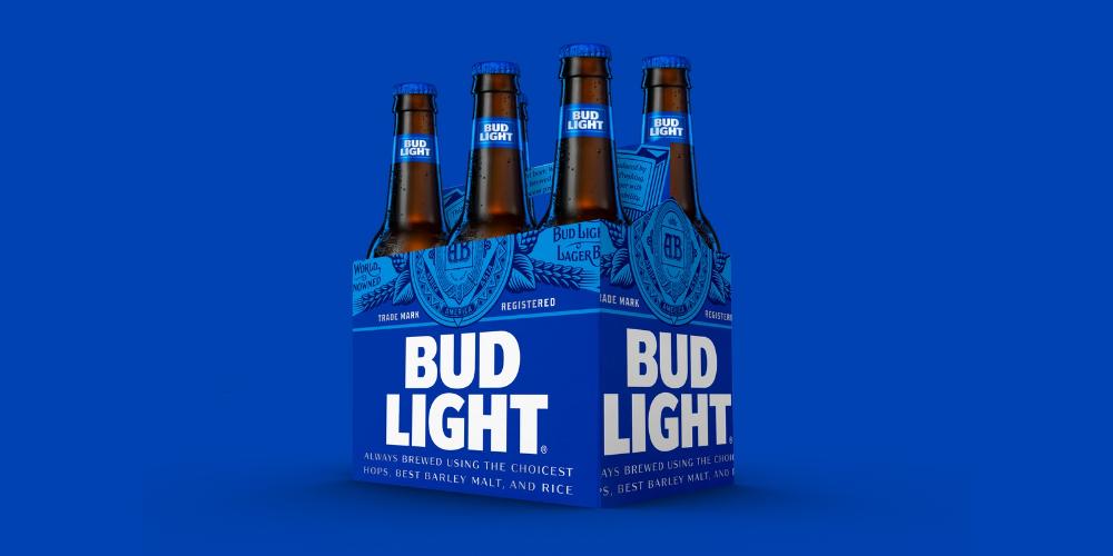 Bud Light Graphis Bud Light Bud Light Beer Most Popular Beers