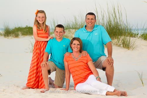 family beach photography remember