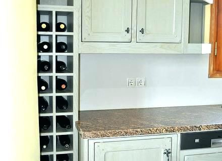 Built In Wine Rack Built In Wine Racks For Kitchen Cabinets Rack