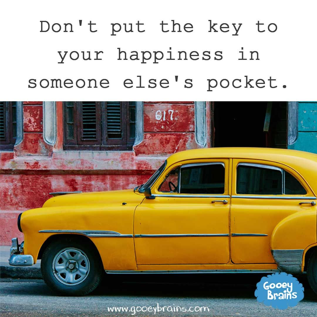 It's up to you…. Yellow car, Old