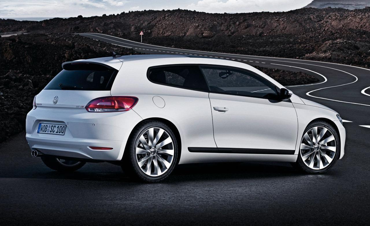 Volkswagen Scirocco Sport Car rental company, Volkswagen