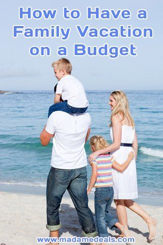 Travel with your family without busting your budget. Check out these tips on How to have family vacation on a budget.