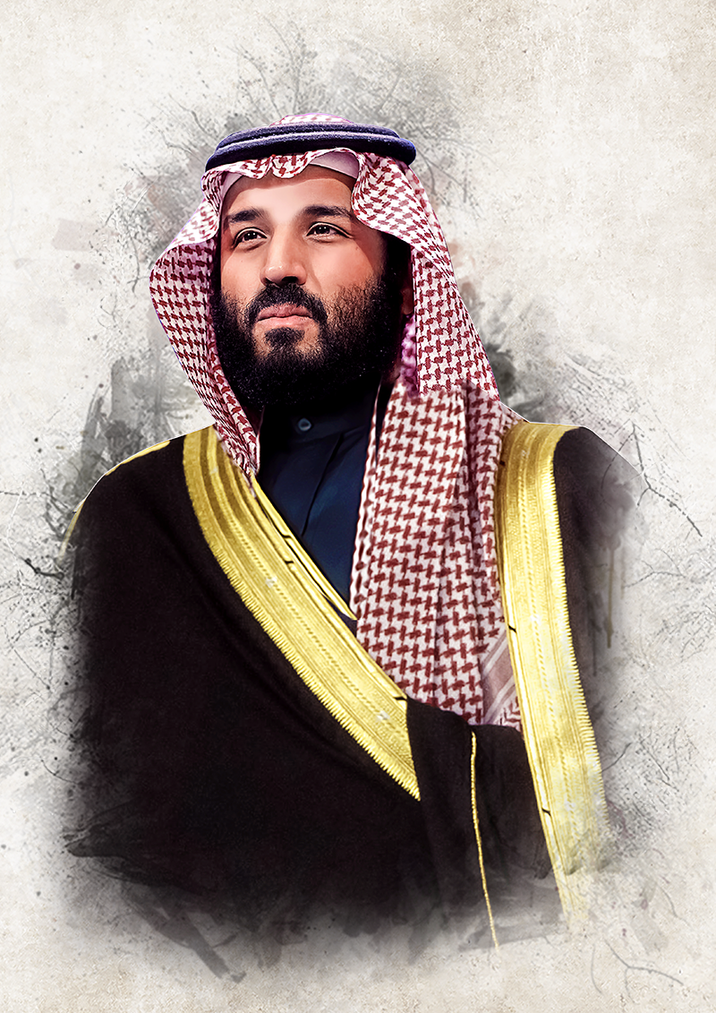 صور اليوم الوطني 89 الملك عبدالعزيز والملك سلمان والامير محمد بن سلمان Psd National Day Saudi National Day