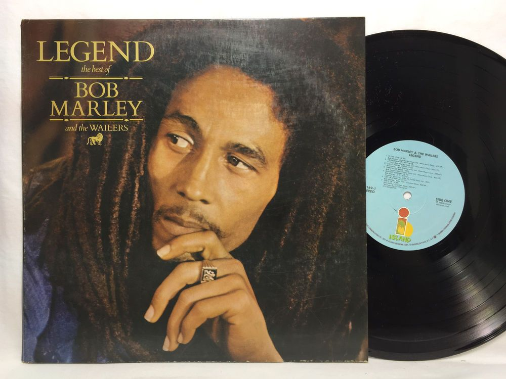 Bob Marley And The Wailers The Best Of Legend Blue Island Label Lp Vinyl Record The Wailers Bob Marley Legend Bob Marley