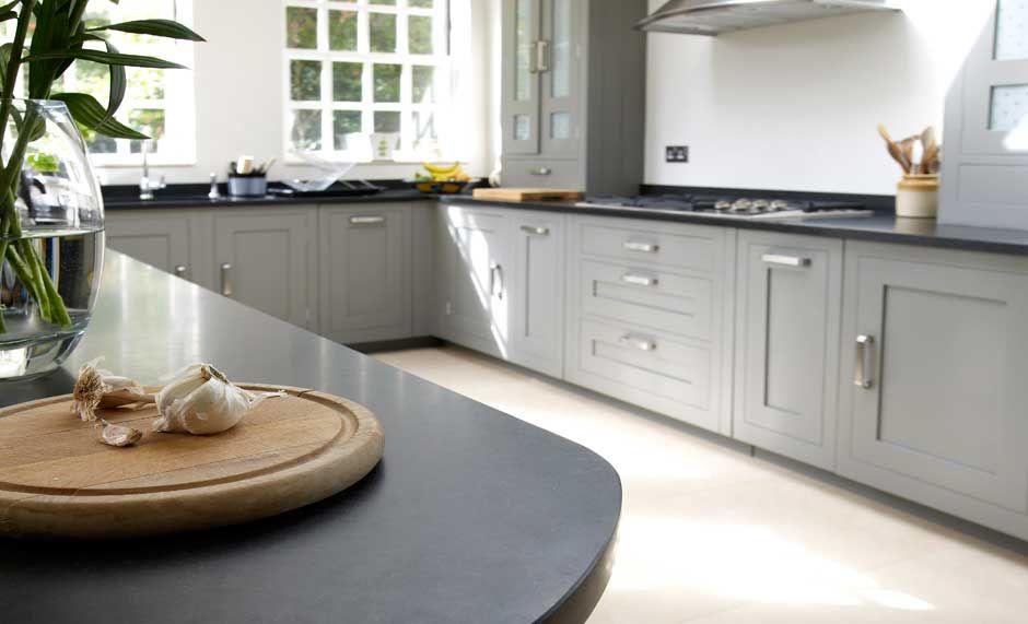 Für natürlichen Look für Ihre Küche, ihre #Granit #Arbeitsplatte - küchen mit granit arbeitsplatten
