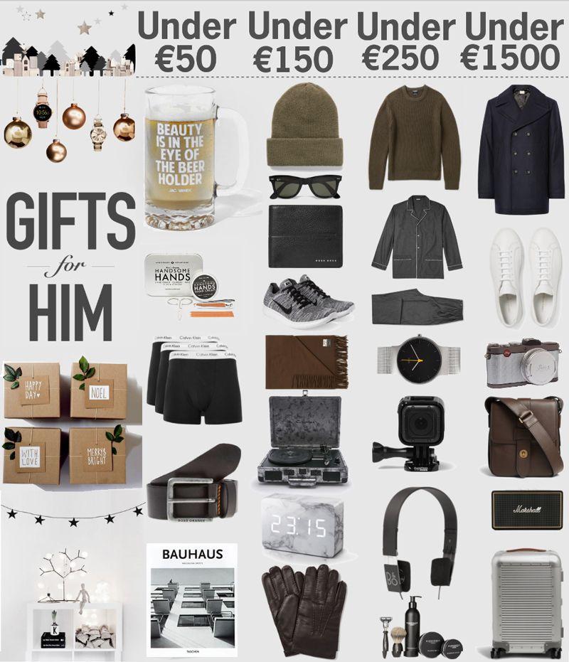 Christmas Gift Guide Christmas Gifts For Him Christmas Gifts