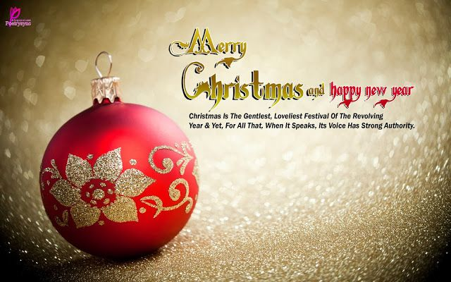 Merry Xmas Greetings Quotes Card Happy Holidays Wishes New Year - happy holidays and new year greetings