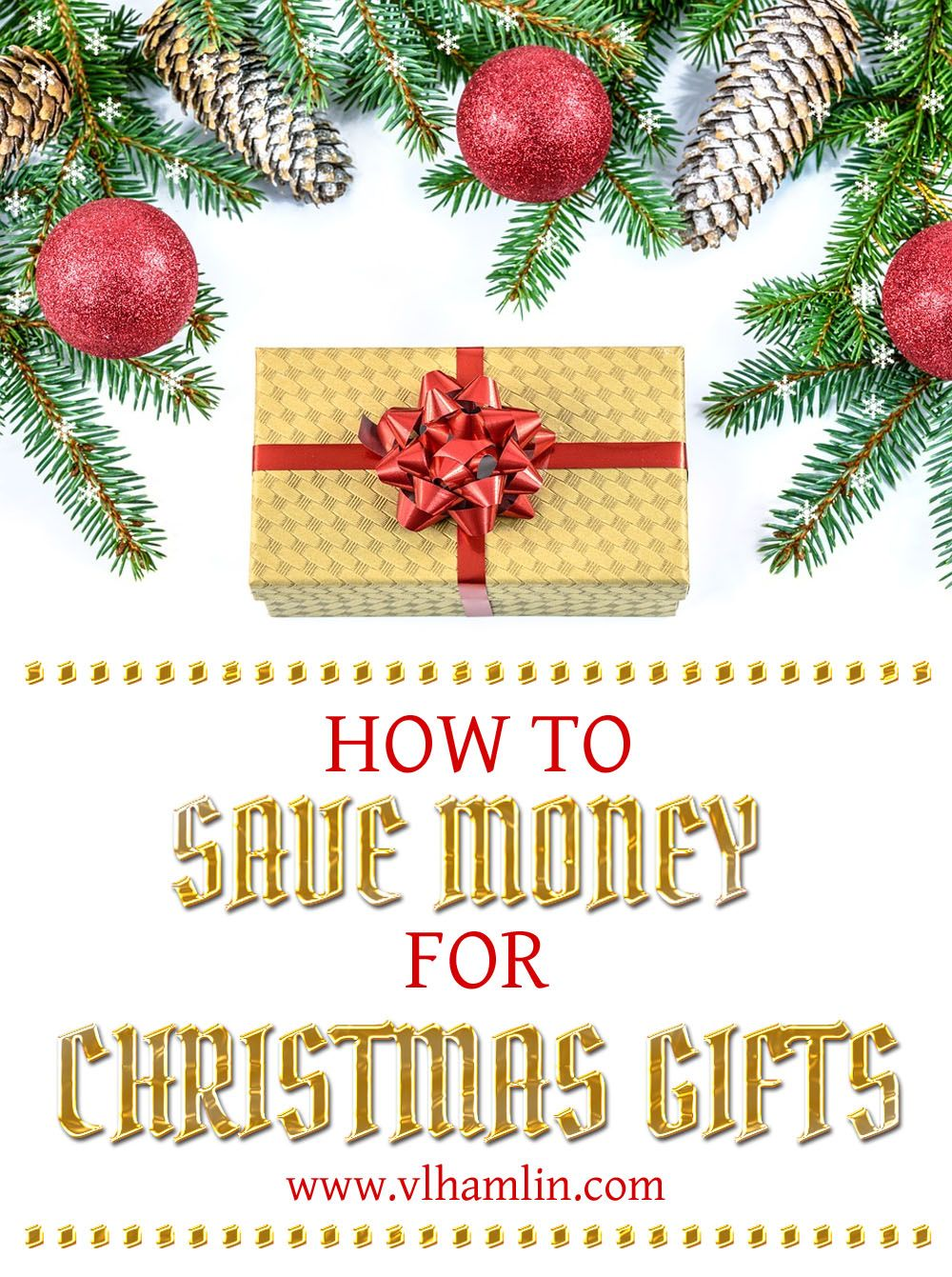 How to Save Money for Christmas Gifts | Christmas gifts and Gift