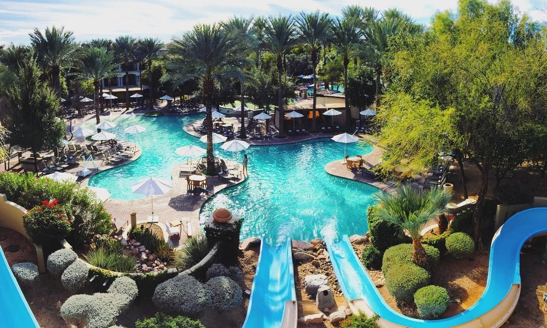 Amazing Greater Phoenix Resort Pools You Ll Never Want To Leave Arizona Resorts Arizona Vacation Arizona Travel