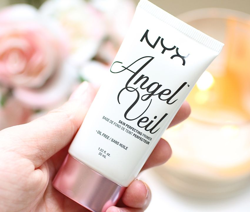 This Or That Hourglass Veil Mineral Primer V Nyx Angel Veil Skin Perfecting Primer Collective Beauty Nyx Angel Veil Nyx Cosmetics Nyx Makeup