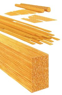 Best Parallam® Parallel Strand Lumber Psl Is Made From Long 400 x 300