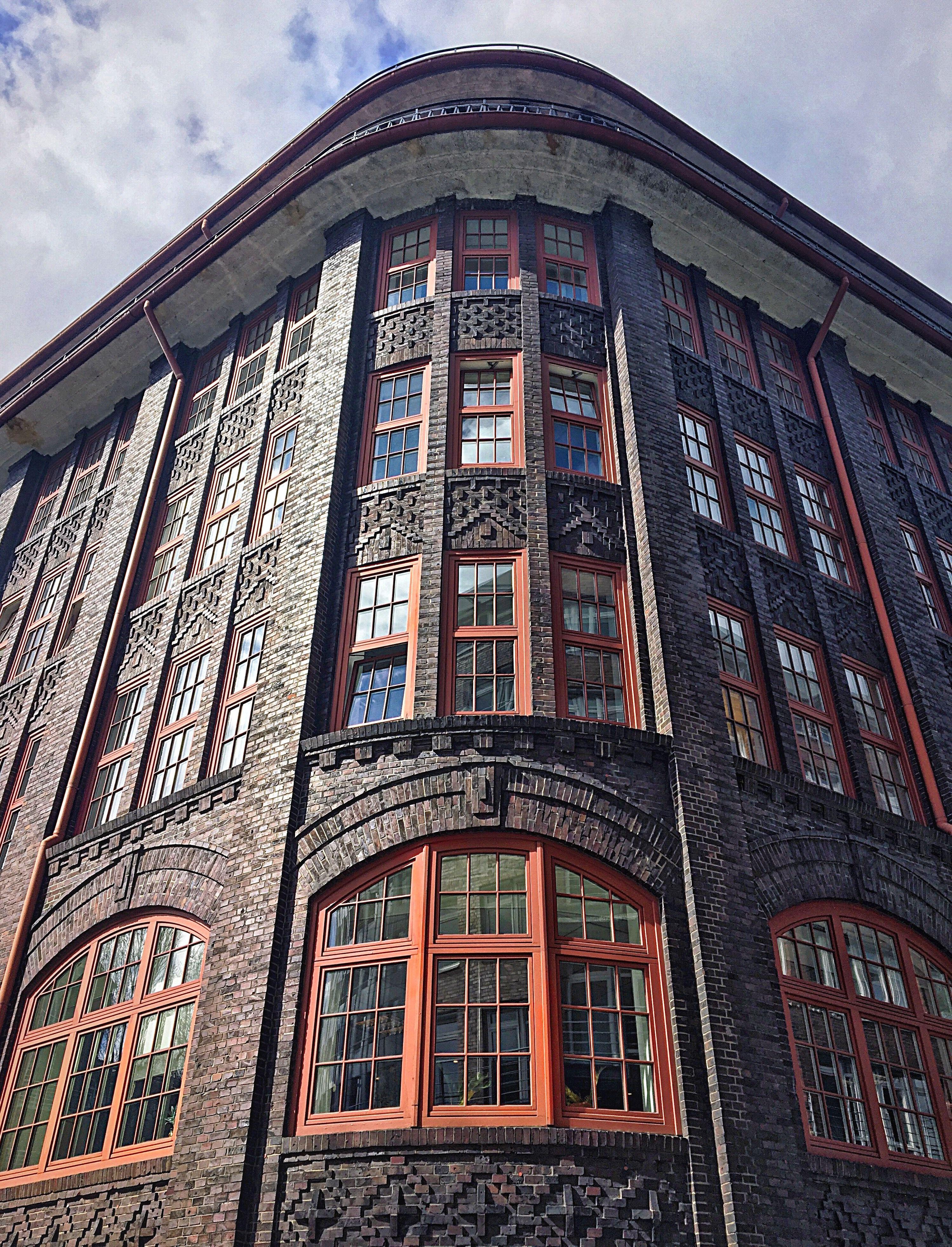 Kontorhaus aus Backstein: Hamburgs tolle Architektur