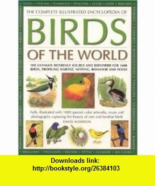 Birds Of The World Pdf