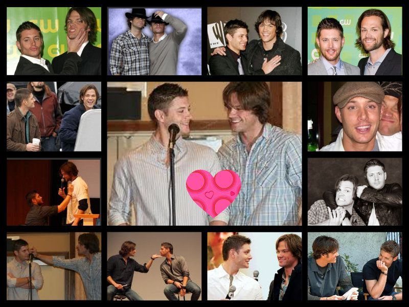 Daily Dose of Jared and Jensen