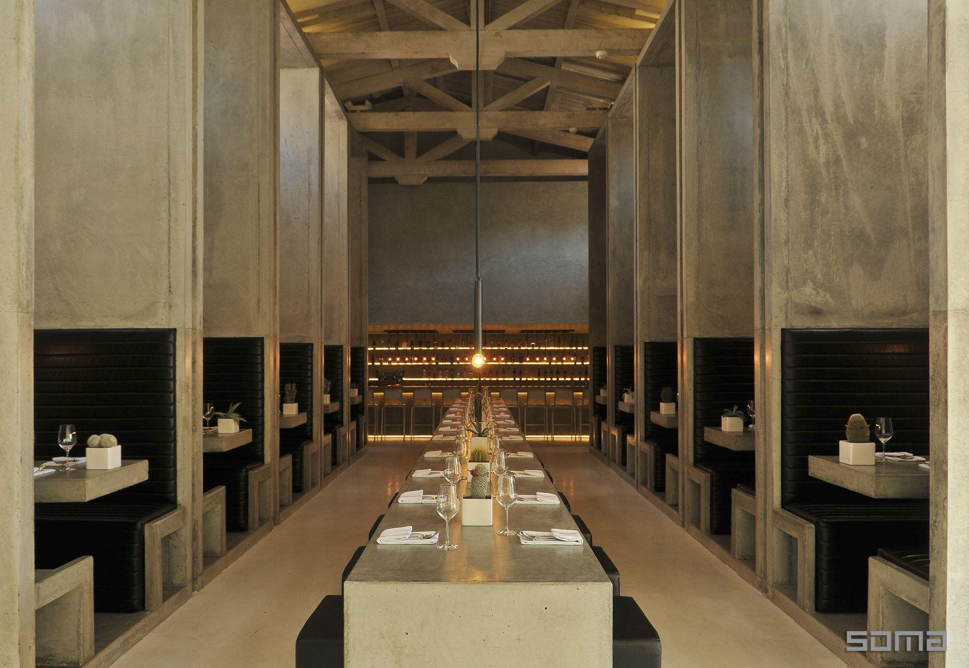 Workshop by Michel Abboud - SOMA Architects