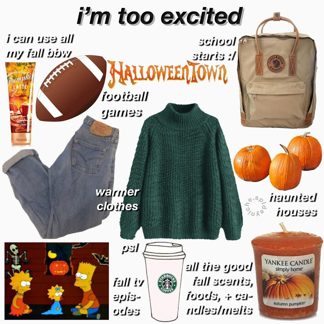 Not really:/ just getting hyped #fallmemes