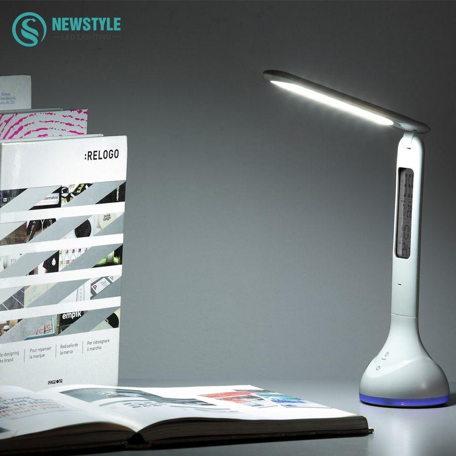Gunstige Faltbare Dimmbare Led Schreibtischlampe 4 Watt