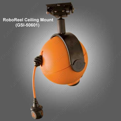 Love That Motorized Roboreel Ceiling Mounted Power Cord