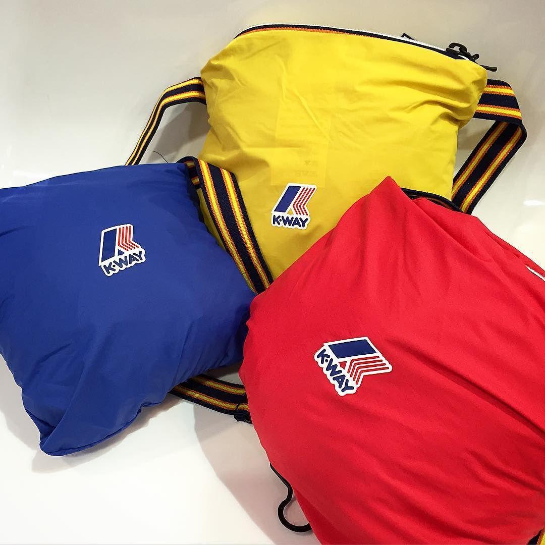 online retailer 044df aeaec Waterproof breathable lightweight and packable. K-way - in ...